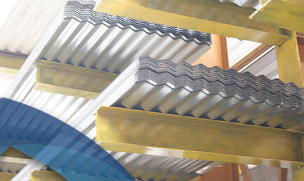 Lámina O-100 zintro Ternium