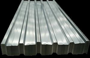 Venta de lámina acanalada de acero Ternium