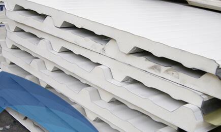 Lámina termoacústica para techo