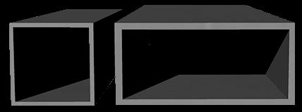Perfil Estructural Cuadrado HSS