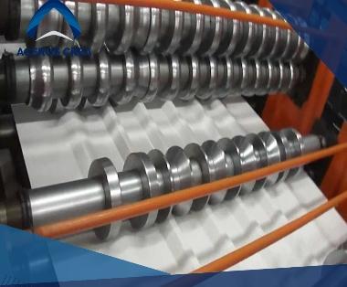 Fabricación de la lámina R101