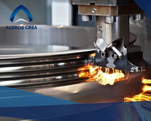 Fabricación con acero