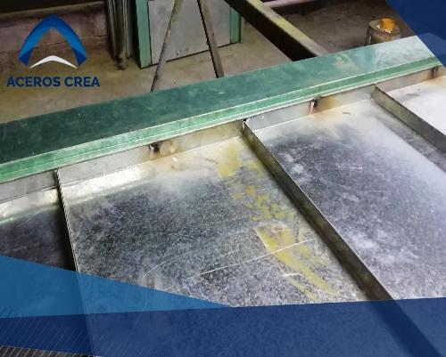 Aplicaciones del acero galvanizado