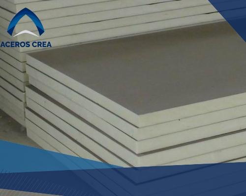 Fabricación de paneles de acero