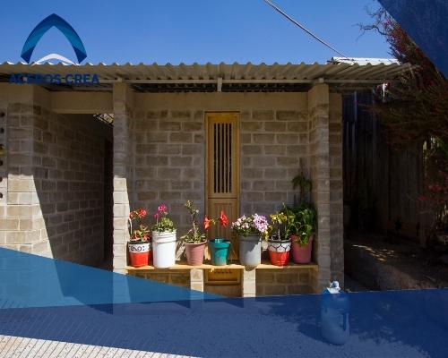 construcción de techos con laminas de acero