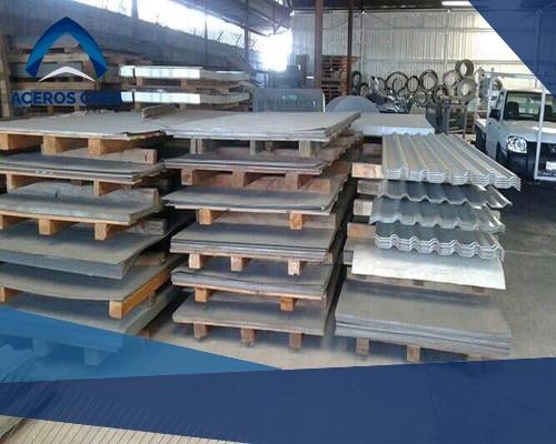 stock de lamina de acero