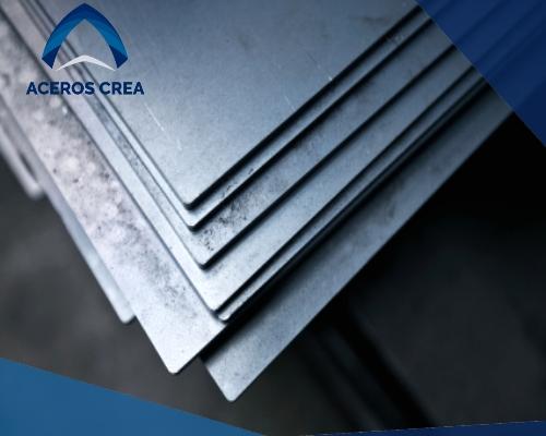 La lámina lisa es un producto que se puede conseguir en CDMX con uno de los mejores productores de mercado, que es Aceros Crea.